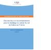 HAS.Etat des lieux et recommandations pour le dépistage du cancer du col de l'utérus en France (2010) [pdf] - image/jpeg