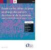 INCA. Etude sur les délais de prise en charge des cancers du côlon et de la prostate. Dans plusieurs régions de France en 2012 - image/jpeg